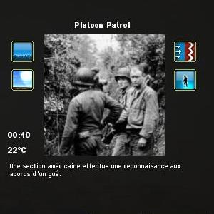 Platoon Patrol