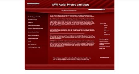 WW2 aerial photos