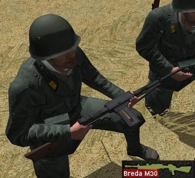 Breda M30 LMG