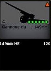 Canon da 149 mm