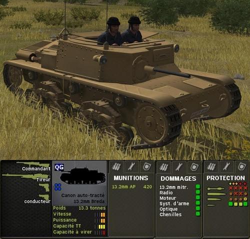 Carro Comando M42