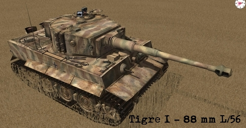 Tigre combat mission