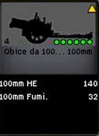 canon da 100 mm