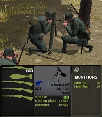 mortier 81 mm