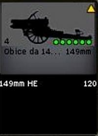 obice 149 mm