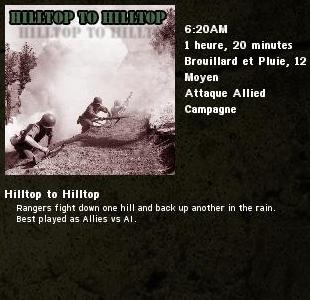 Hilltop to Hilltop