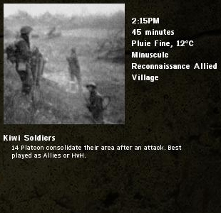 Kiwi Soldiers
