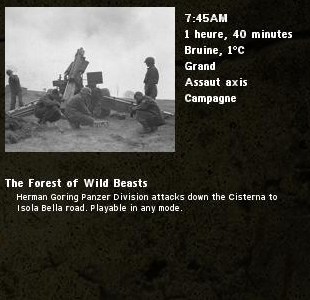 The Forest of Wild Beasts