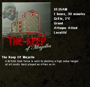 The Keep of Majella