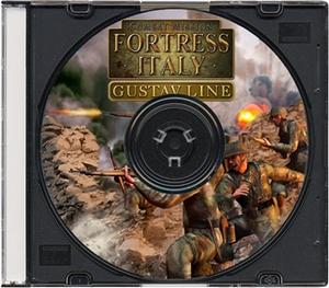 disque Gustav Line combat mission