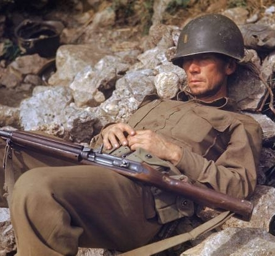 soldat américain sommeil combat mission