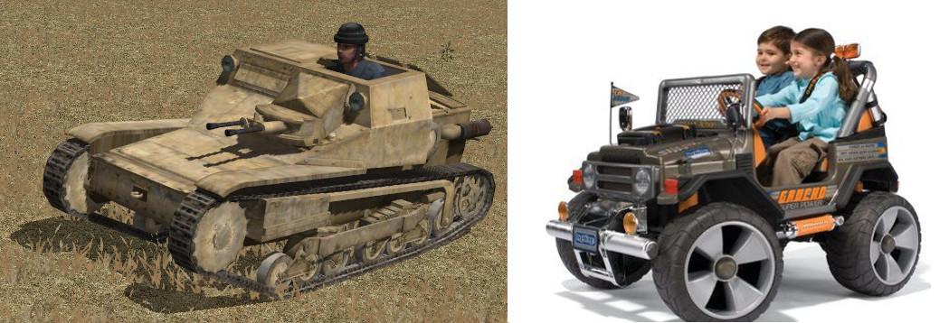 La comparaison est saisissante non?