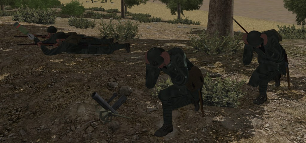 Le pire ennemi du GI en Sicile
