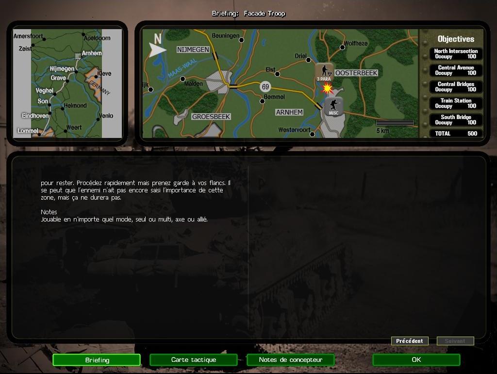 Facade Troop 2