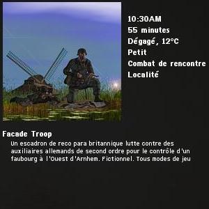 Facade Troop