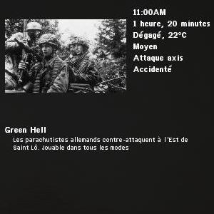 Vignette Green Hell