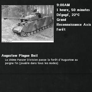 Augustow Plague Boil