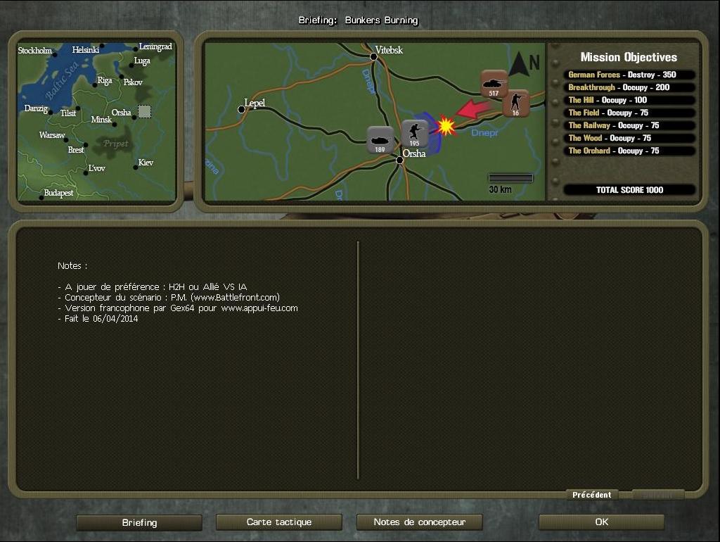Bunkers Burning 3
