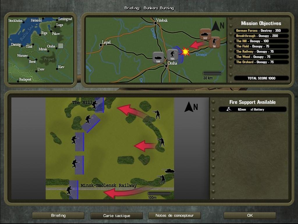 Bunkers Burning 4