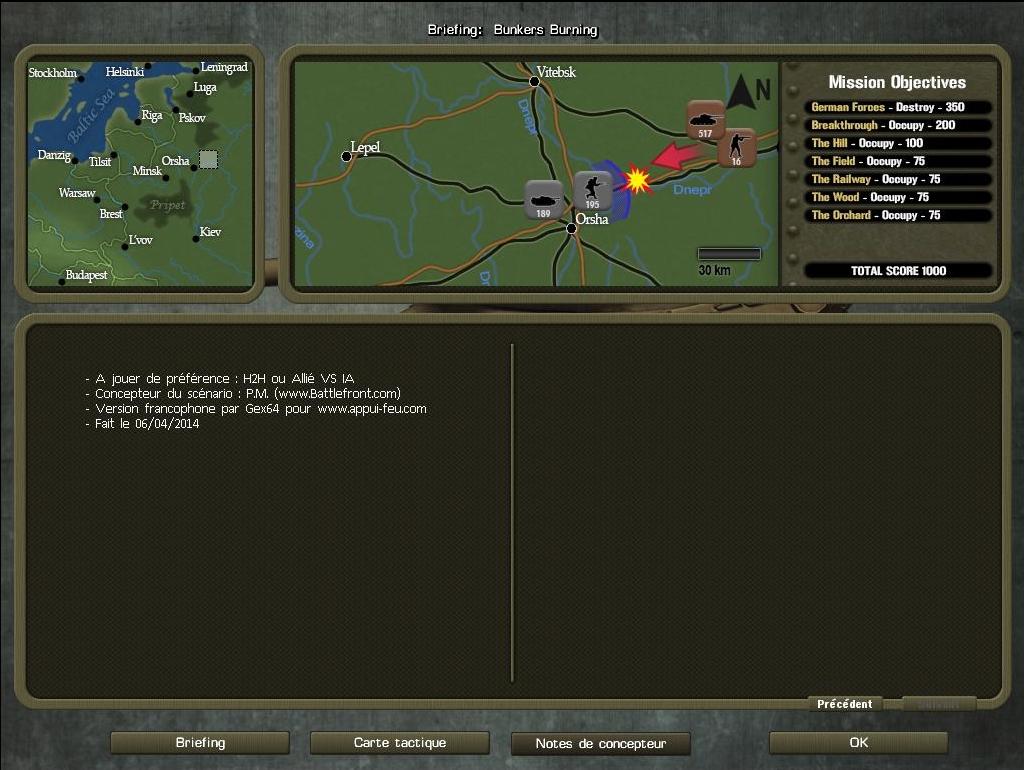 Bunkers Burning 6