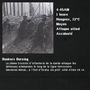 Bunkers Burning