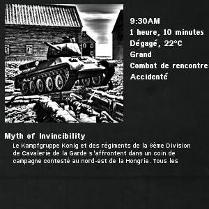 Myth of Invincibility
