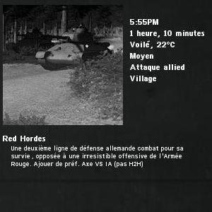 Red Hordes