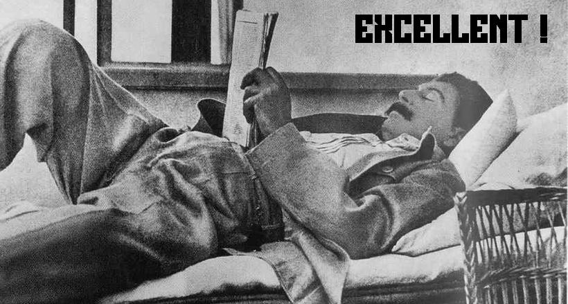 Stalin-lector