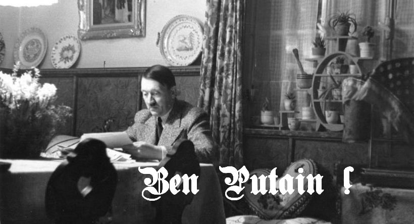 Obersalzberg, Adolf Hitler im Haus Wachenfeld