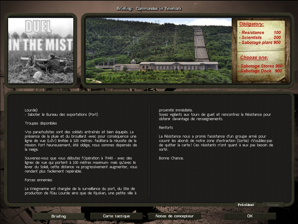 Commandos in Telemark 2