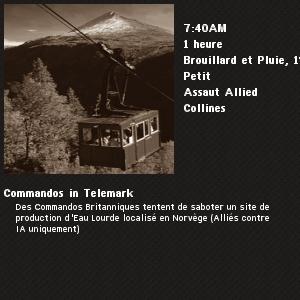 Commandos in Telemark