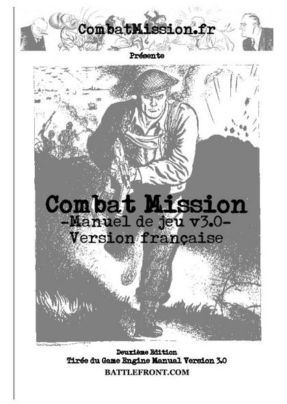 Petite Couverture Manuel Combat Mission v3