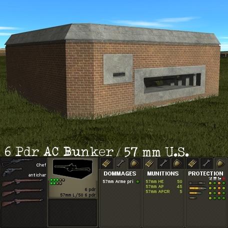 6 Pdr AC Bunker