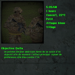 Objective Delta
