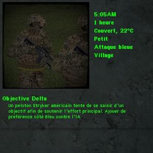 Objective Delta