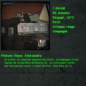 Platoon House Aleksandra