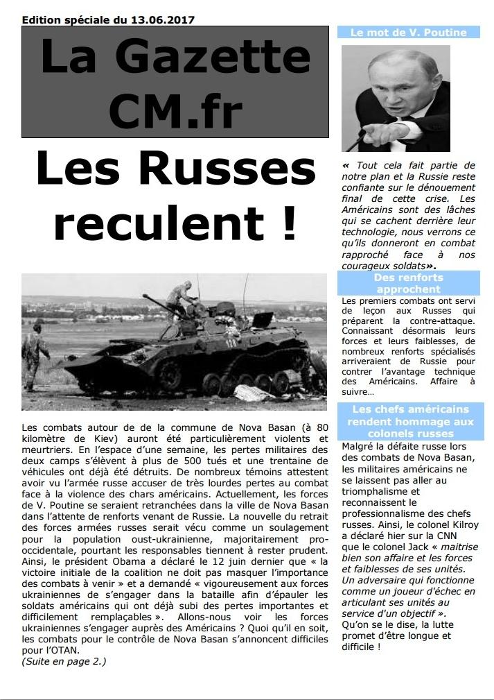 Gazette CM.fr 2