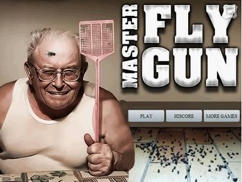 master fly gun
