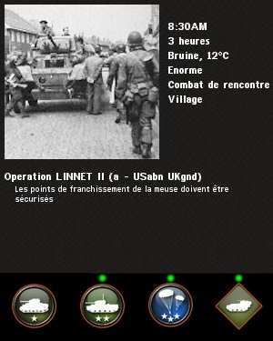 opération LINNET II A