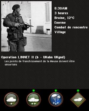 opération LINNET II B