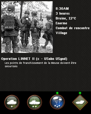 opération LINNET II C