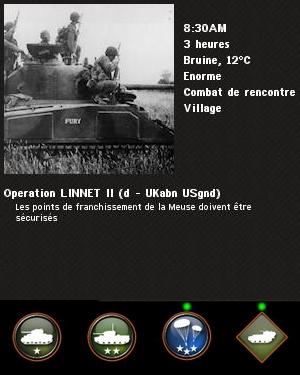 opération LINNET II D