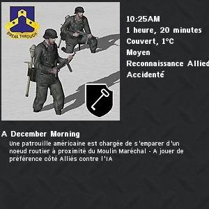 A December Morning 1
