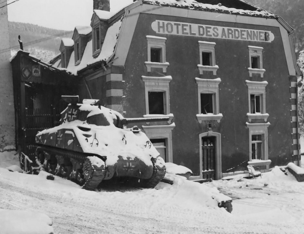 Beautepanzer_M4_Sherman_tank_Battle_of_the_Bulge_Luxembourg