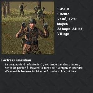 Fortress Grosshau 1