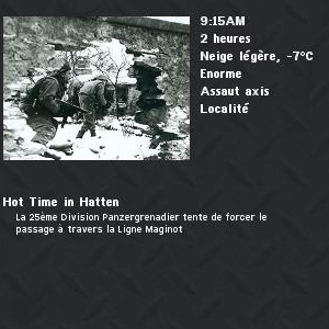 Hot Time in Hatten 1
