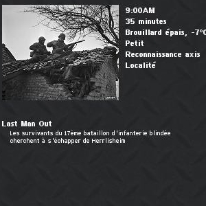 Last man out 1